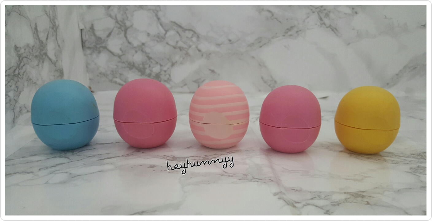 ::REVIEW:: My EOS Collection!