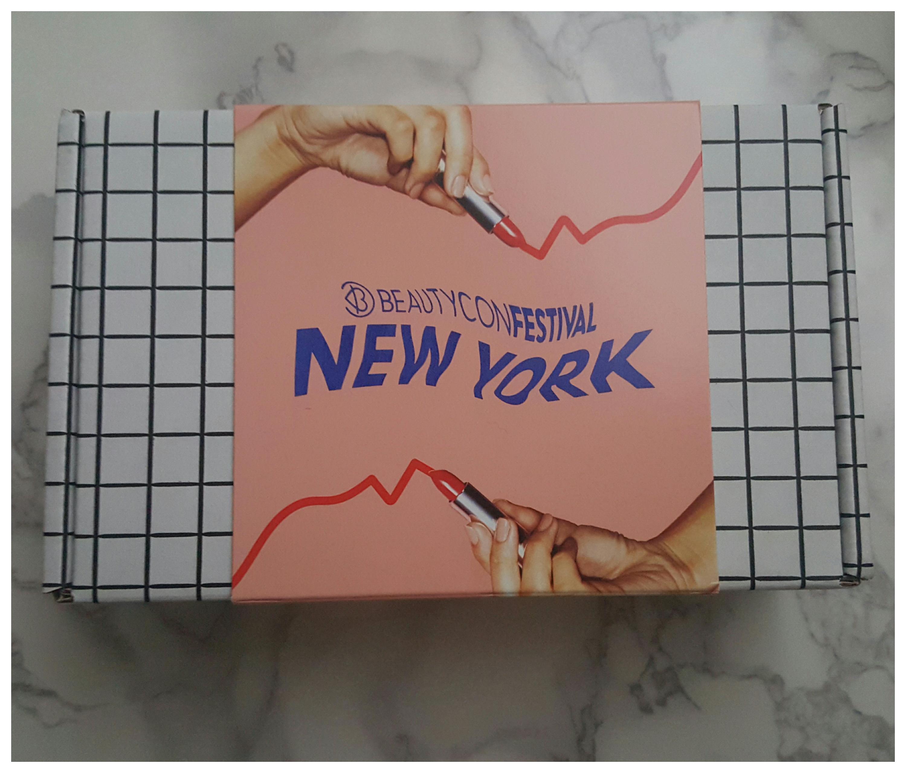 ::REVIEW:: BEAUTYCON NEW YORK BOX!