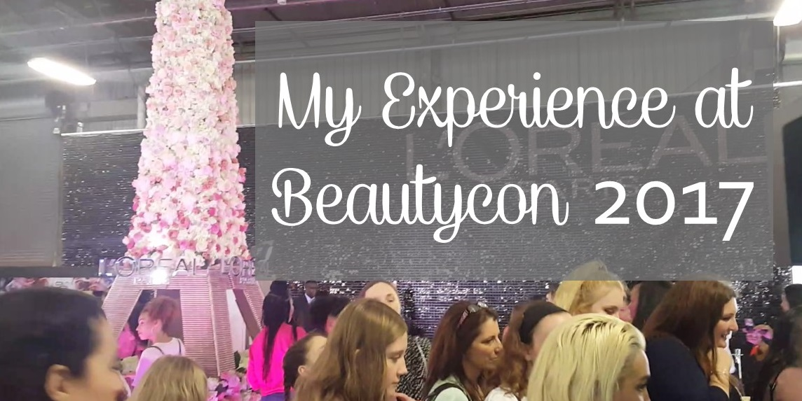 ::YOUTUBE:: My Experience @ Beautycon NYC!