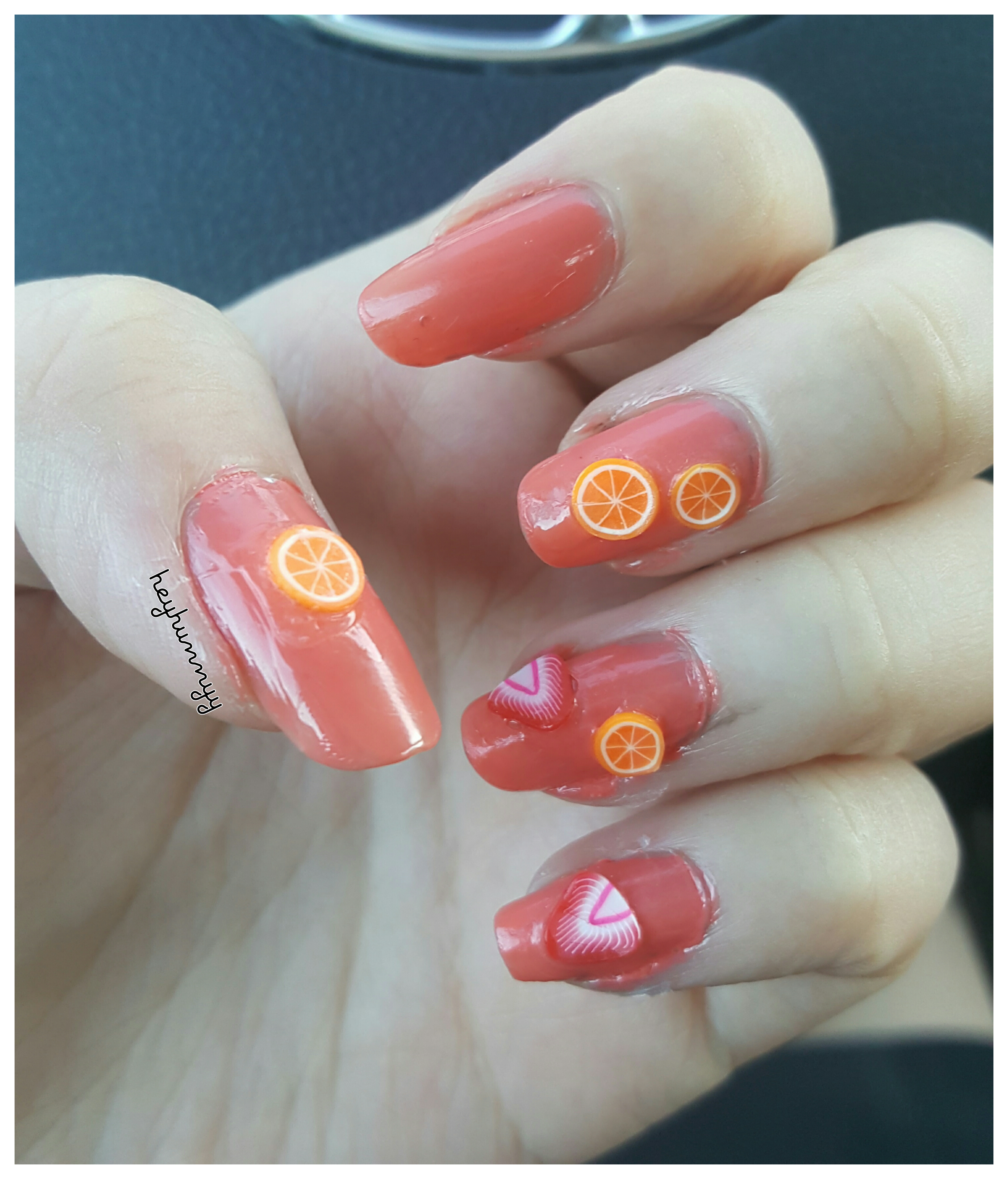 ::FRIYAY:: CITRUS NAILS!