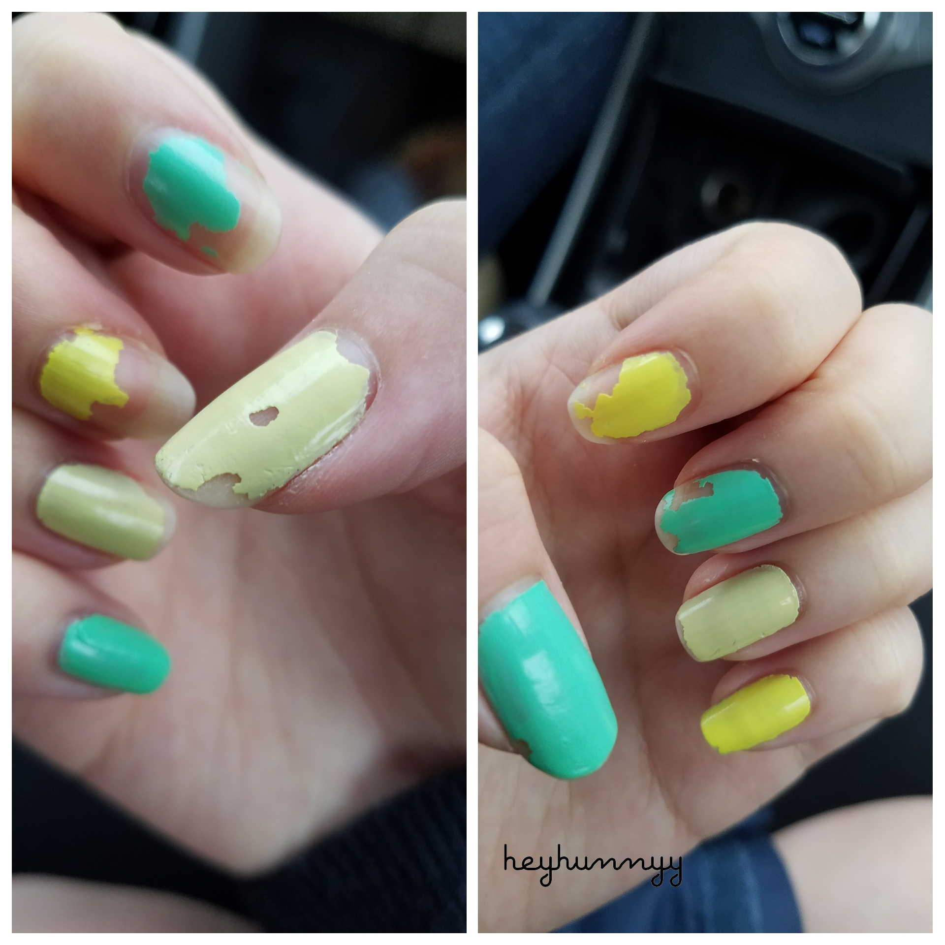 ::FRIYAY:: Pretty Colors But Awful Quality-Etude House