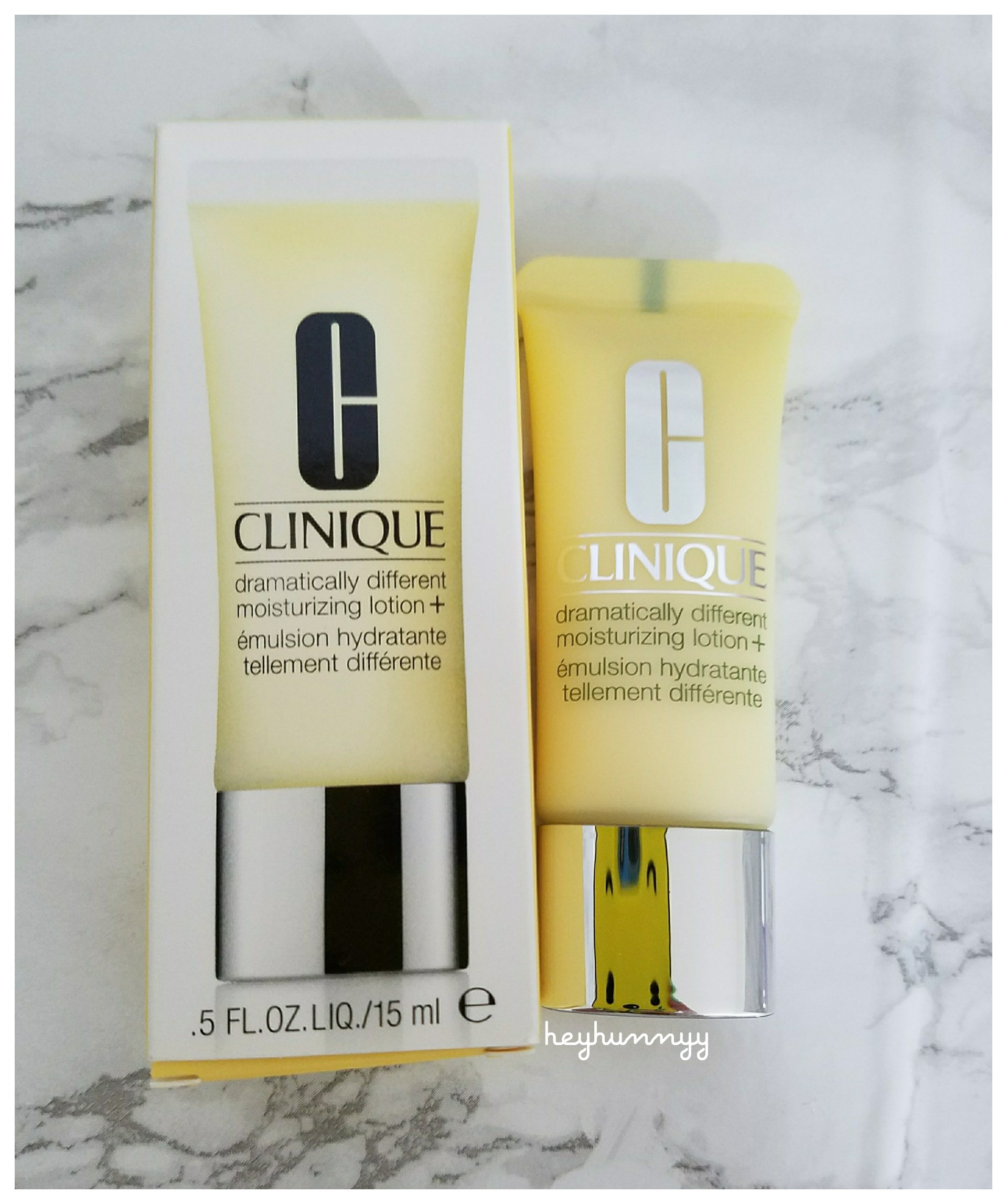 ::REVIEW:: Clinique Dramatically Different Moisturizing Lotion!