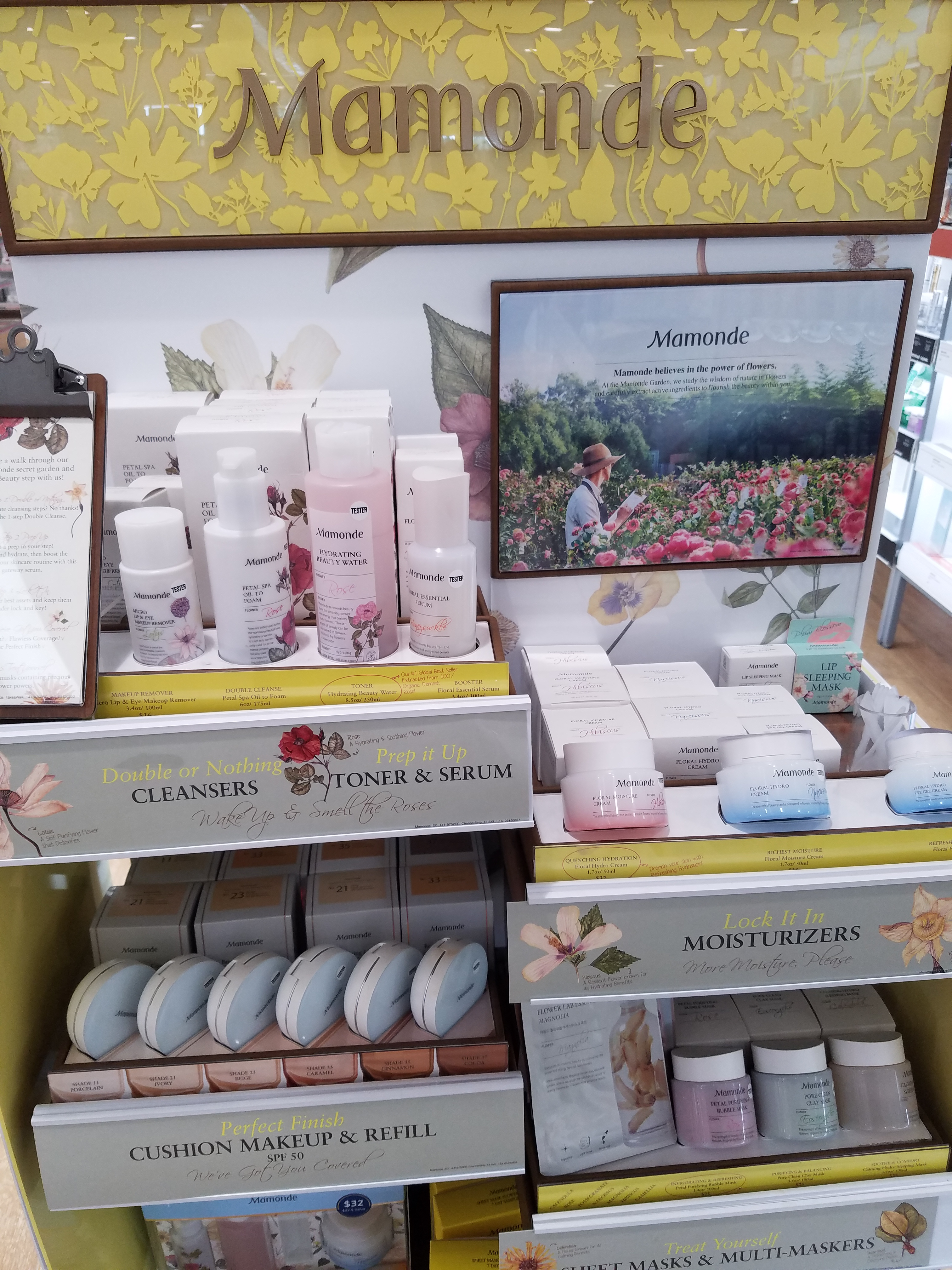 ::PICTURE GALLERY:: Look At All The K-Beauty Ulta Got!!