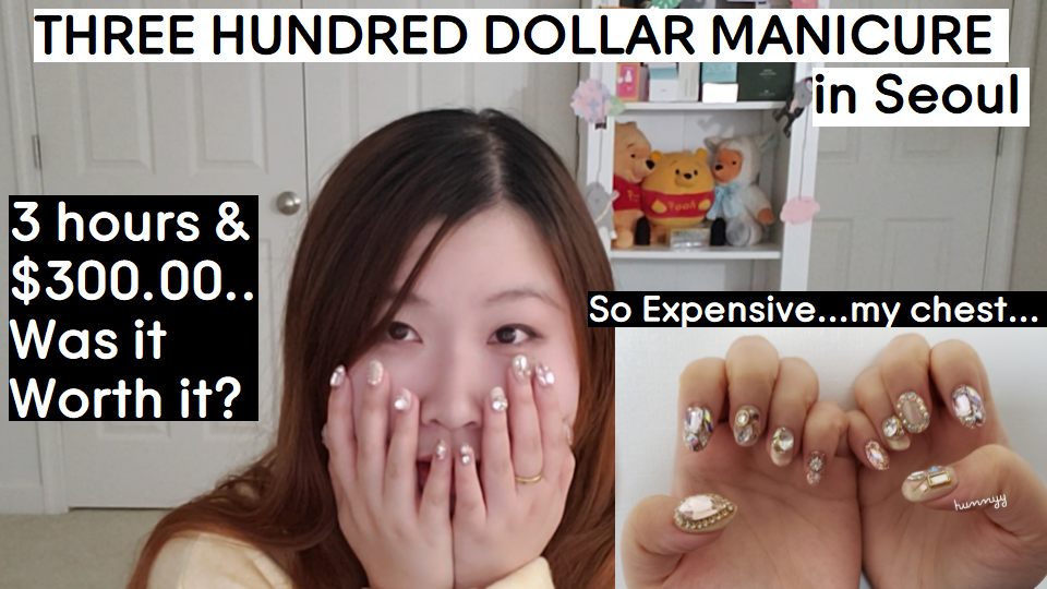 ::YOUTUBE:: $300 MANICURE..I Spent Too Much Money..