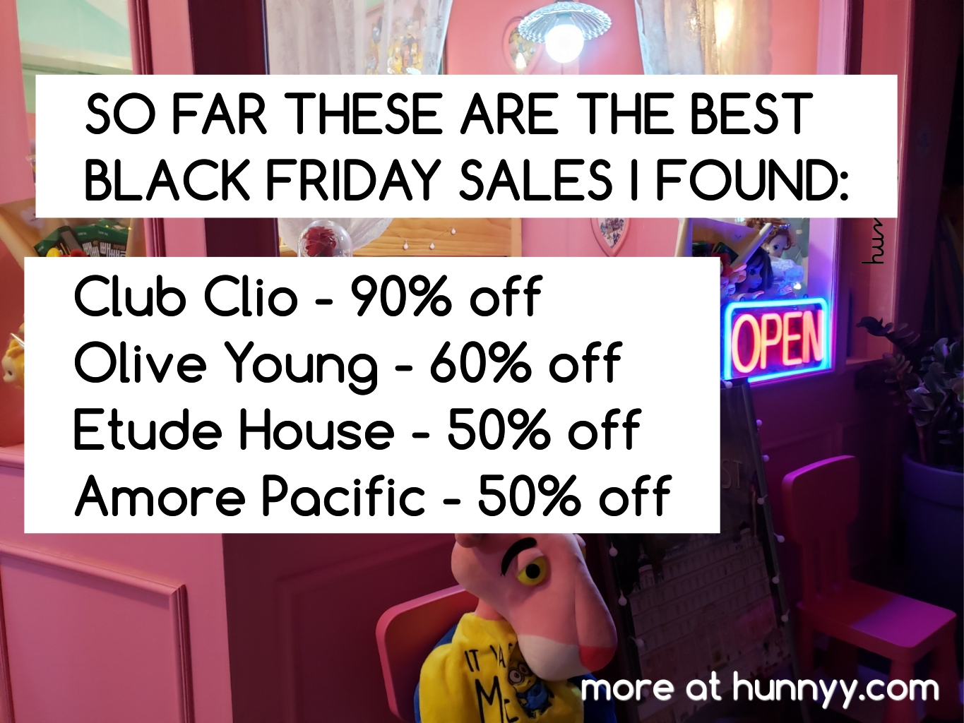 So Far These Are The Best Black Friday Sales!