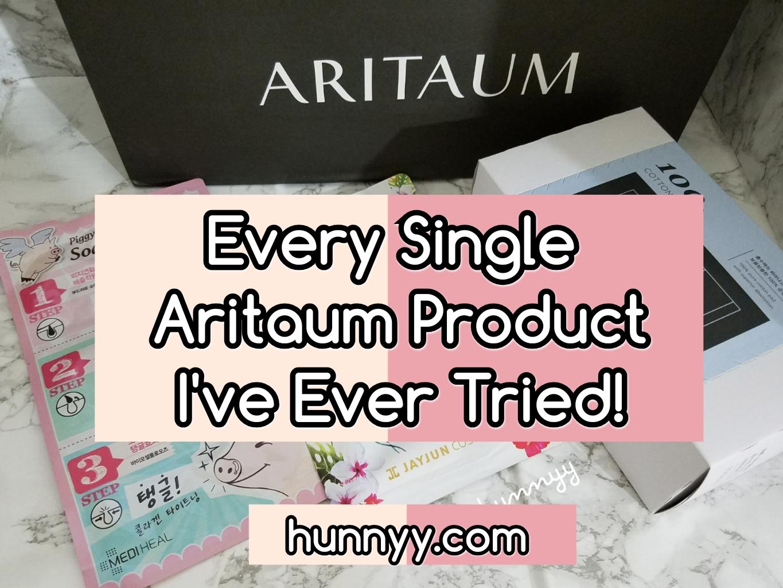 My Aritaum Collection!
