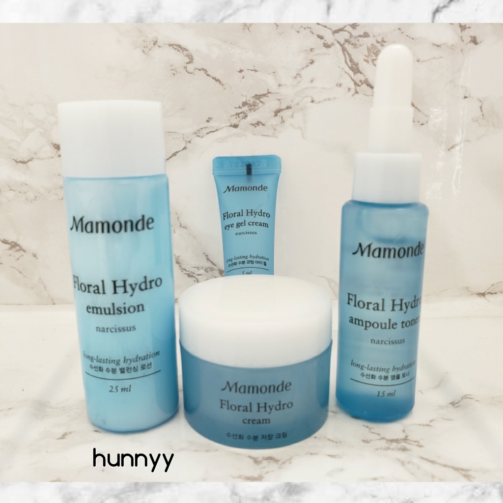 Mamonde Floral Hydro Trial Kit!