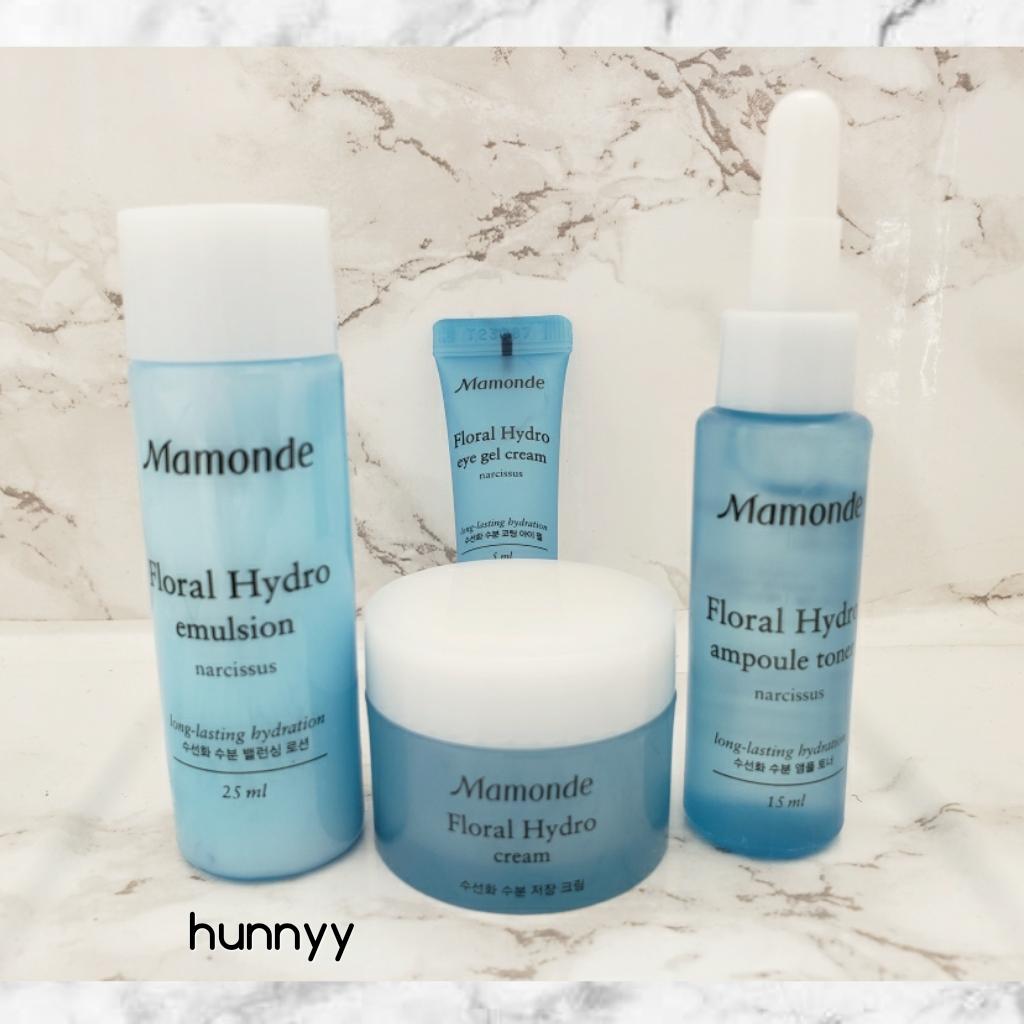 Mamonde Floral Hydro Trial Kit!