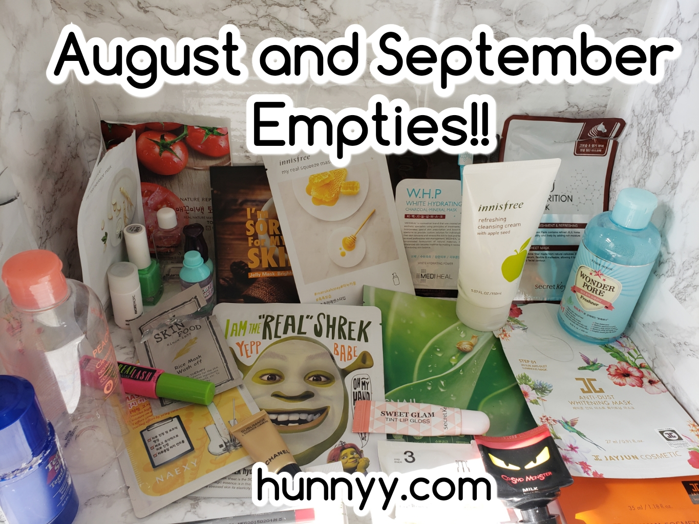 Emptying 200 Products Challenge!